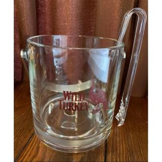 トウヨウササキガラス(東洋佐々木ガラス)のワイルドターキーアイスペール 東洋佐々木グラス(アルコールグッズ)