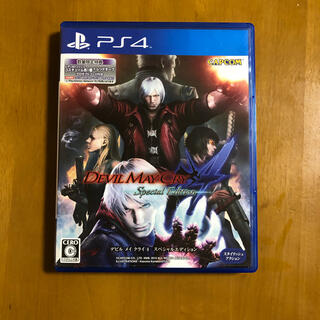 PlayStation4 - DEVIL MAY CRY 4 special edition