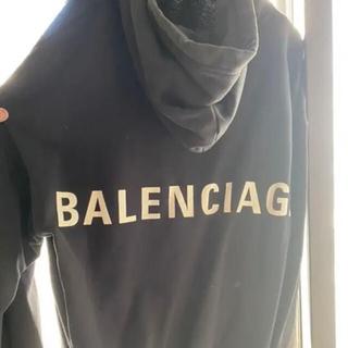 Balenciaga - BALENCIAGA フーディー パーカー