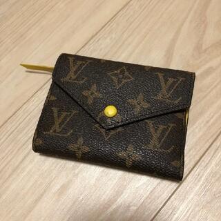 LOUIS VUITTON - ルイヴィトン ポルトフォイユ ヴィクトリーヌ 三つ折り財布 財布