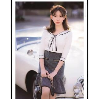 Rirandture - 【リランドチュール】こじはる着用 ツイードスカート