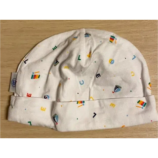 セレク(CELEC)の【新品未使用】CELEC*セレク 新生児 ベビー帽子(帽子)