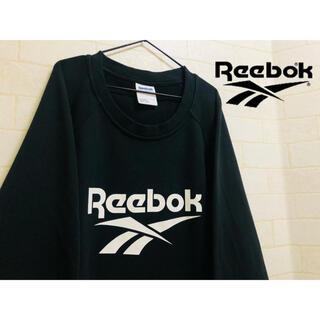 Reebok - ⭐️Reebok⭐️トレーナー 美品 古着 オーバーサイズ