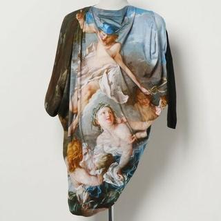 Vivienne Westwood - Vivienne Westwood MAN 人気 ブーシェ 絵画 変形 Tシャツ