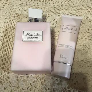 Christian Dior - ミスディオール Dior ハンドクリーム ボディクリーム セット❣️