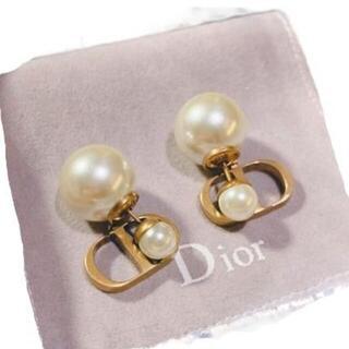 Dior - 最安値 DIOR ピアス