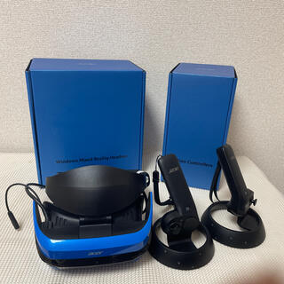 エイサー(Acer)のMixed Reality headset & Controler AH101(PC周辺機器)