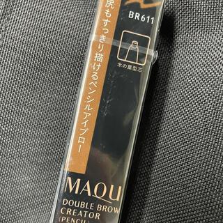 MAQuillAGE - マキアージュ ダブルブロークリエーター(ペンシル)BR611 カートリッジ