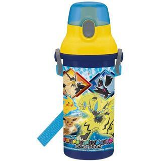 スケーター 子供用水筒 480ml ポケモン サンムーン19 新品未使用(弁当用品)