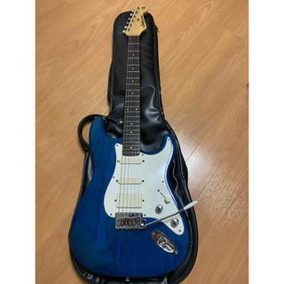 フェンダー(Fender)のmoon ストラトキャスターシェイプ 1991年製(エレキギター)