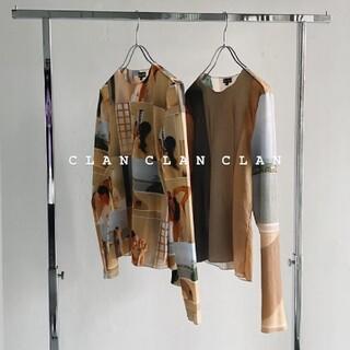 CLAN - clan トップス