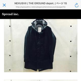 ネクサスセブン(NEXUSVII)のNEXUSⅦ MCA-NHT-JOA GORE-TEXJKT-LONGネクサス7(モッズコート)