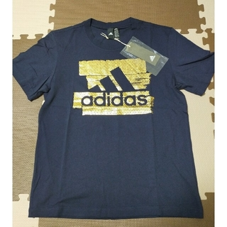 adidas - 新品未使用 adidas アディダス アスレティクス グラフィック 半袖Tシャツ