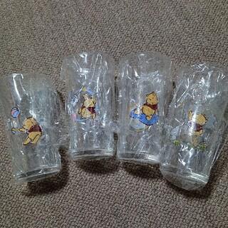 クマノプーサン(くまのプーさん)のプーさんグラスセット(グラス/カップ)