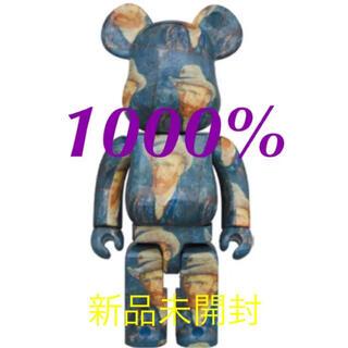 メディコムトイ(MEDICOM TOY)のBE@RBRICK Van Gogh ベアブリック1000% 新品未使用(フィギュア)