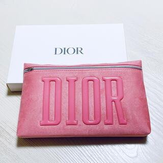 Dior - 【新品】ディオール オリジナルピンクポーチ