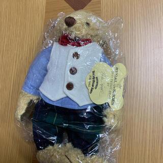 リーガル(REGAL)のREGAL SHOES TEDDY BEAR(ぬいぐるみ)