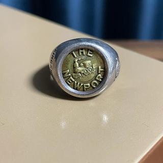 KING OFTHE ROAD チェンジボタン リング ビンテージ 19号 指輪(リング(指輪))