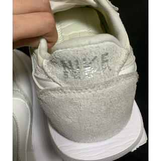 sacai - Nike LD Waffle Sacai White Nylon