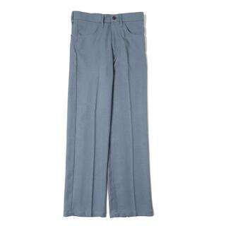 DAIRIKU Flasher Pants  teal blue 27inch