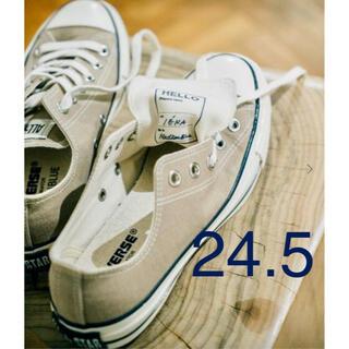 IENA - CONVERSE×MADISONBLUE×IENA ALLSTAR◆24.5cm