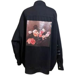 RAF SIMONS - サイズS RAF SIMONS OVERSIZED DENIM JACKET