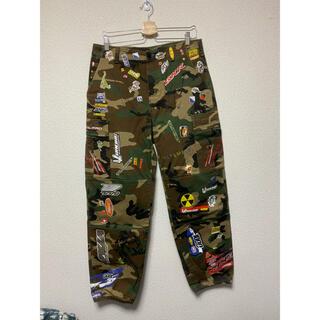 本日発送 vetements military cargo pants