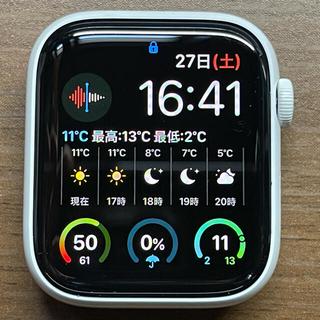 アップルウォッチ(Apple Watch)のApple Watch Series 5 Edition セラミック 44mm(その他)