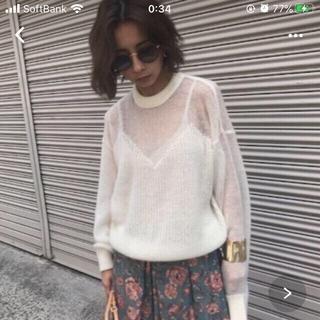 Ameri VINTAGE - アメリヴィンテージ 田中みな実 ニット