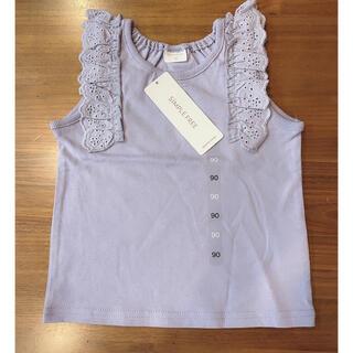 アカチャンホンポ(アカチャンホンポ)のアカチャンホンポ 赤ちゃん本舗 Tシャツ ノースリーブ(Tシャツ/カットソー)