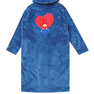 防弾少年団(BTS) - BT 21公式 TATA 着る毛布 もこもこガウン(Lサイズ)