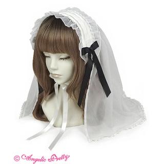 アンジェリックプリティー(Angelic Pretty)のHoly Ribbonヘッドドレス(ヘッドドレス/ドレス)