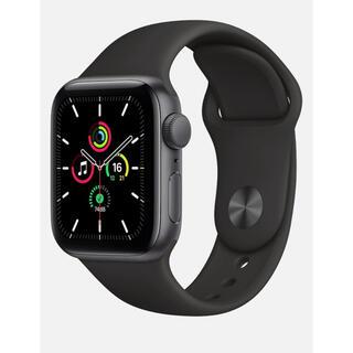 Apple Watch - Apple Watch SE 新品未開封 40mm