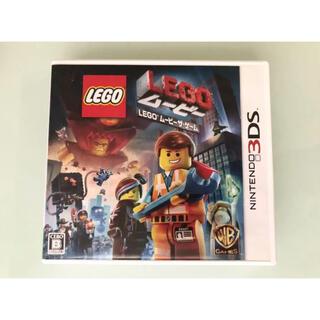 ニンテンドー3DS(ニンテンドー3DS)の◆3DS LEGO  ムービー ザ・ゲーム ソフト◆(携帯用ゲームソフト)