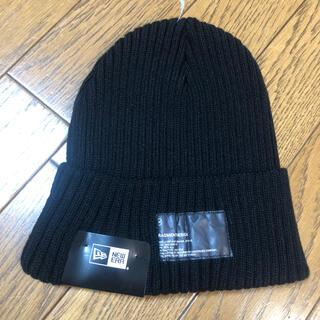 フラグメント(FRAGMENT)の新品 fragment newera cap(ニット帽/ビーニー)