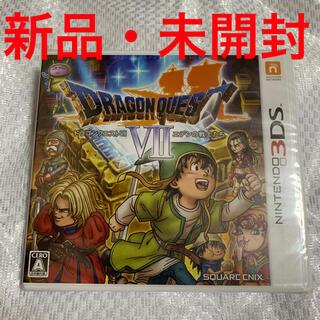 ニンテンドー3DS(ニンテンドー3DS)のドラゴンクエストVII エデンの戦士たち 3DS(携帯用ゲームソフト)