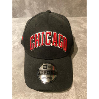 NEW ERA - NEW ERA NBA CHICAGO BULLS キャップ 美品