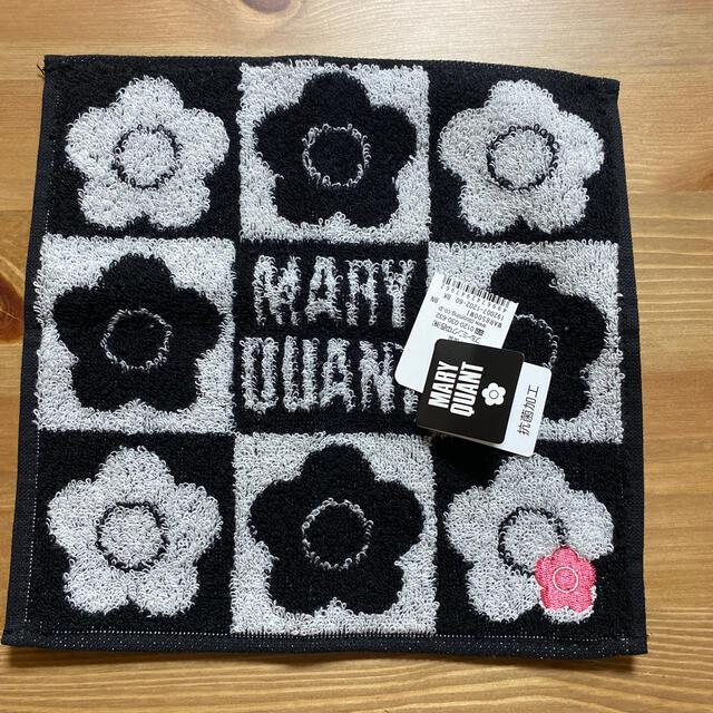 MARY QUANT(マリークワント)のマリークワント ミニタオルハンカチ レディースのファッション小物(ハンカチ)の商品写真