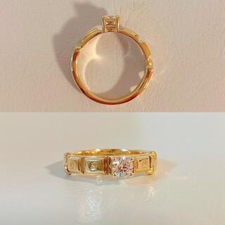 Q-pot. - ★13日まで!【Q-pot.】婚約指輪 メルティーチョコレート リング 指輪