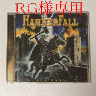 ハンマーフォール/レネゲイド サンプル盤