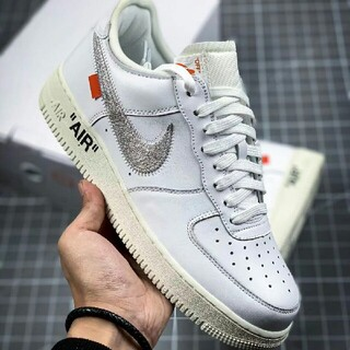 OFF-WHITE - OFF-WHITE X Air Force 1 AO4297 100 881