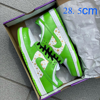 Supreme - supreme dunk green 28.5cm