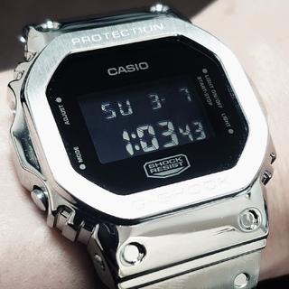 G-SHOCK - カシオジーショック CACIO G-SHOCK DW-5600DC フルメタル