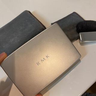 RMK - RMK パウダーファンデーションEX 102
