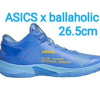 asics - 26.5cm 新品未使用 ASICS x ballaholic  ASICS