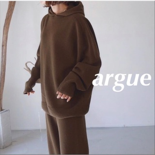 argue Cashmere&Wool  foody Set-up
