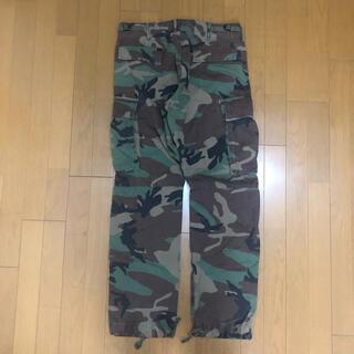 ダブルアールエル(RRL)のRRL / Camo Cargo Pants(ワークパンツ/カーゴパンツ)