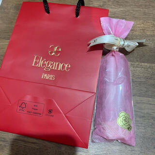 Elégance. - エレガンス【プレゼント包装・ショッパー付】フルエクステンションマスカラ
