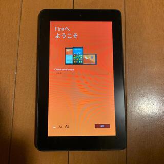 Amazon Fire タブレット 第5世代