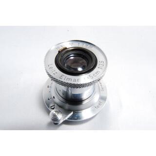 ライカ(LEICA)のライカ Elmar 5cm F3.5 Lマウント Leitz ドイツ製(レンズ(ズーム))